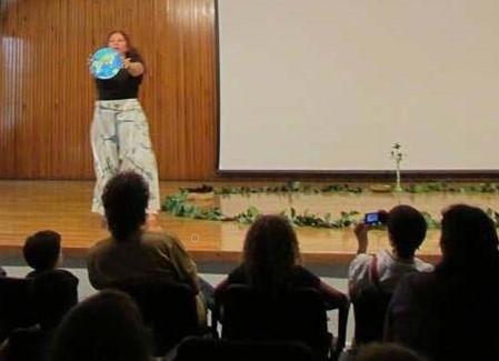 Beth Firmino   Contos e Encontros do Brasil   Colectivo Venus Urania