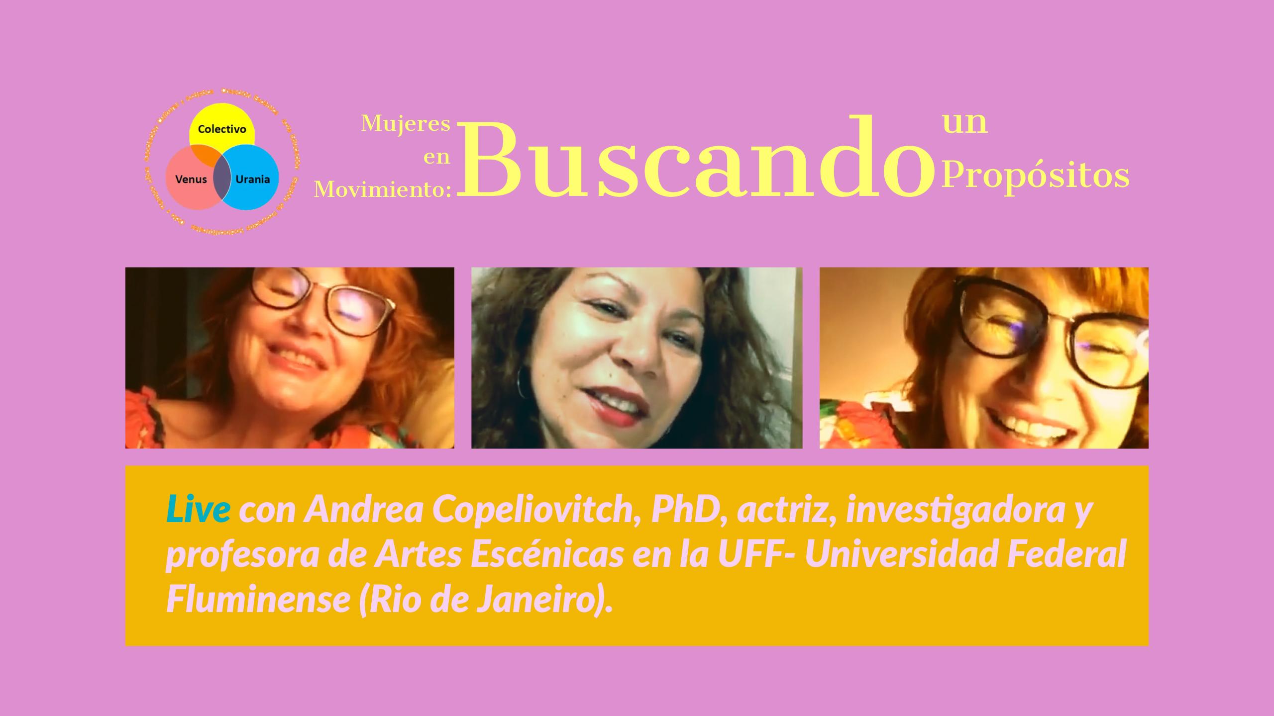 Colectivo Venus Urania_Mujeres en Movimiento_Beth Firmino y Andrea Copeliovitch